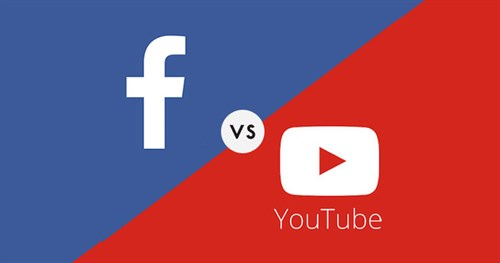 Facebook -fb -vs -youtube