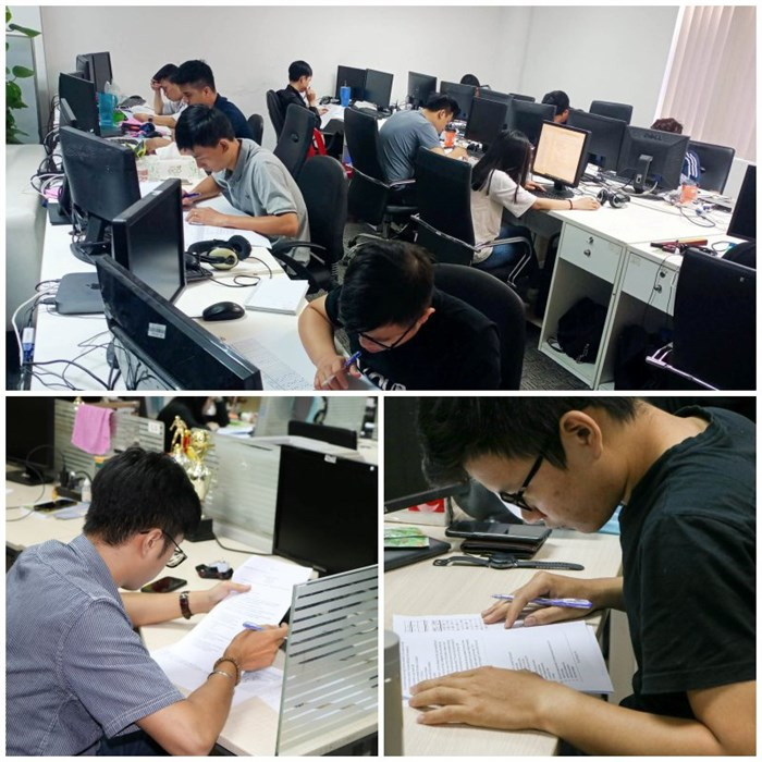English Test At S3Corp.